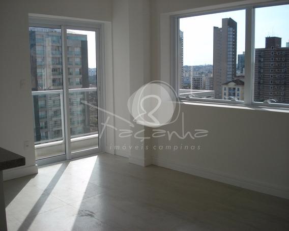 Apartamento A Venda No Cambuí Em Campinas - Ap01828 - 4709480
