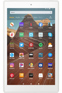 Tablet Amazon Fire Hd 10.1 Blanco