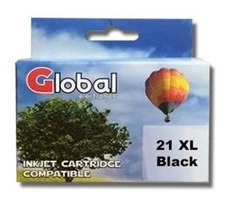 Cartucho Alternativo Para Hp 21 Xl Negro Doble Carga Alternativo Nuevo 100% Hot Sale