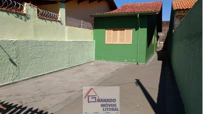 Casa Na Praia De Mongaguá 4 Vagas De Garagem. Financie Caixa