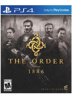 The Order 1886 Ps4 (nuevo Y Sellado De Fabrica)