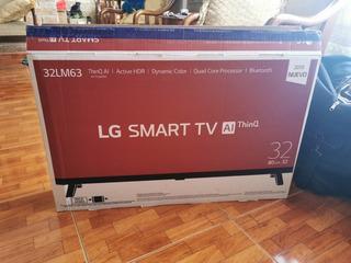 Vendo Tv Smart De 32 Pulgadas Marca Lg Y Samsung