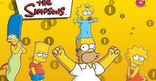 Los Simpsons 30 Temporadas Serie Digital X Drive