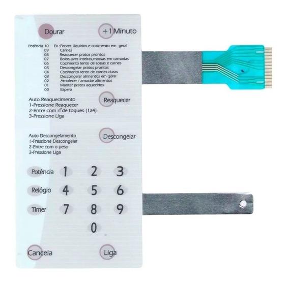 Membrana Brastemp Bmp42 Com Dourador - Frete 12,00 Por Carta