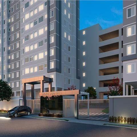 Apartamento  ,  2 Dormitórios Com Vaga Livre. - 38797