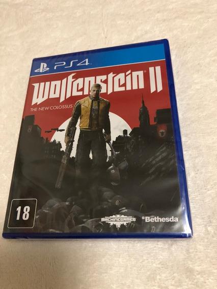Wolfenstein 2 The New Colossus-lacrado- Áudio/leg. Português