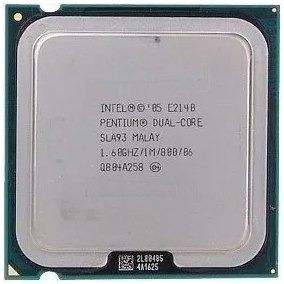 Processador Intel 775 Dual Core E2140 1.6ghz Oem Top
