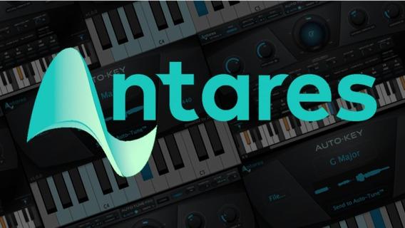 Antares Auto Tune Pro 9 Full Bundle Ultima Version