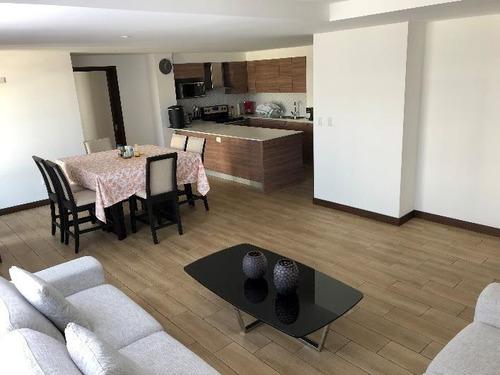 Imagen 1 de 12 de Apartamento Semiamueblado En Alquiler En Zona 15