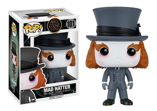 Funko Pop Disney Alice Through The Looking Glass Mad Hatter