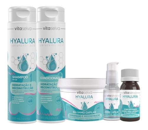 Kit Hyalura Hidratação Vita Seiva