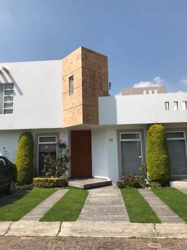 (crm-3608-217) Excelente Casa En Venta. Fracc. San Jose, Metepec