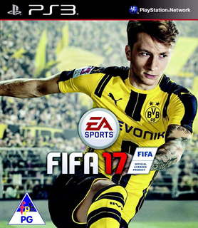 Fifa 17 Ps3 Goroplay Digital