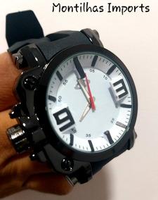 Relógio Esporte Oakley Gearbox Titanium Barato - Fornecedor