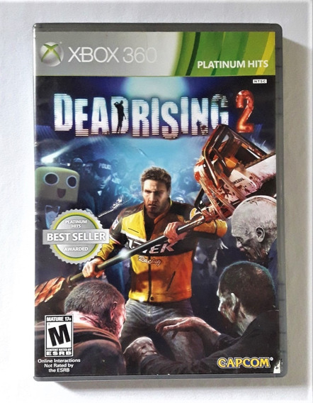 Dead Rising 2 Xbox 360 Original Física Conservado