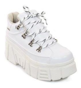 Tênis Dad Sneaker Fem G2511 Branco Rivera White Dakota 91112