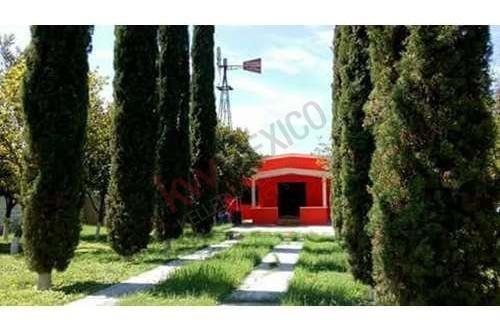 Casa Habitación Quinta Campestre En Salina Victoria Nuevo León