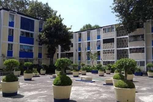 Departamento En Colonia Cosmopolita Delegación Azcapotzalco