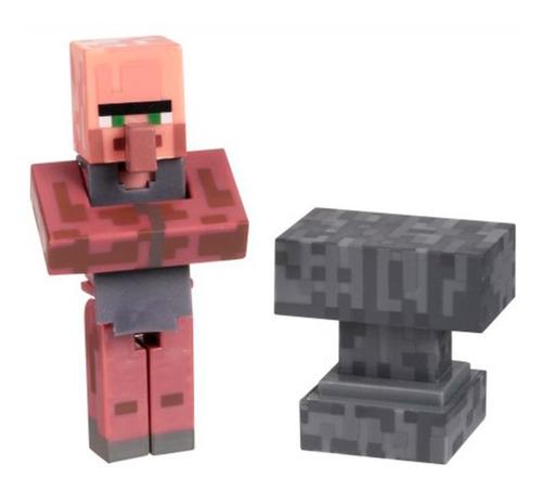 Imagen 1 de 2 de Minecraft Overworld Villager Blacksmith