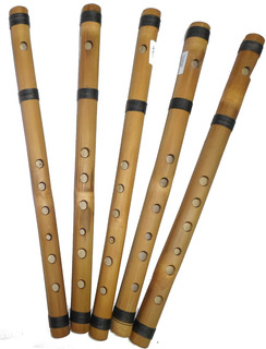 Flauta Traversa Tradicional Andina Aire Artesanal