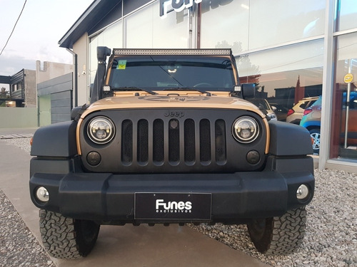 Jeep Wrangler 3.6 Unlimited 284hp Mtx 2014