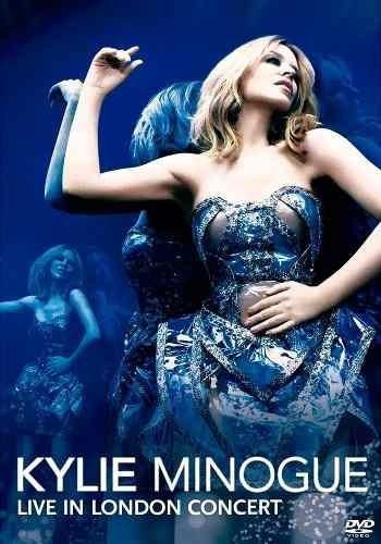 Dvd Kylie Minogue - Live In London Concert (lacrado)
