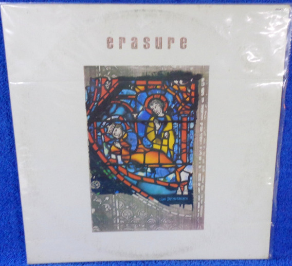 Lp Erasure The Innocents Original Pronta Entrega