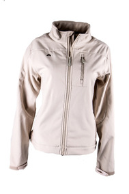 Chamarra Spandex Impermeable Wj1995 Light Kakhi