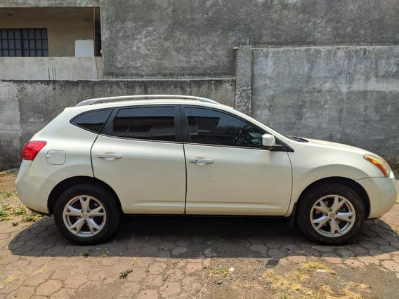 Nissan Rogue 2018 - Automática Cvt, L4 2.5l; 170hp, Piel