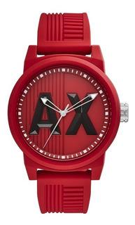 Reloj Armani Hombre Caucho Sumergible Tienda Oficial Ax1453