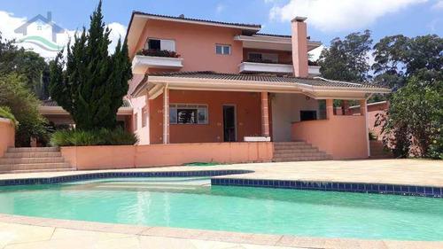 Casa De Condomínio Com 6 Dorms, Condomínio Residencial Shamballa, Atibaia - R$ 1.8 Mi, Cod: 963 - V963