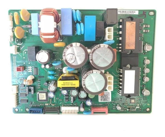 Placa Condensadora Ar Samsung Inverter 18000 Btus Asv18