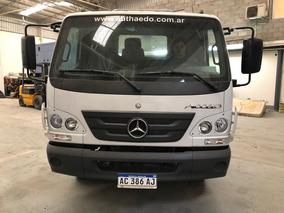 Mercedes Benz Accelo 815 Tractor Homologado ( Cnrt )