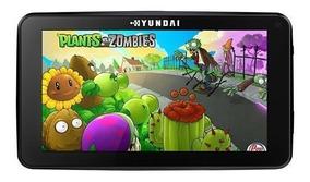 Tablet Hyundai Hdt-7433l Wi Fi 8gb Tela De 7.0 2mp/0.3mp Os