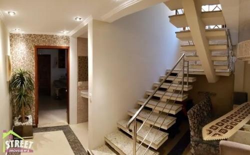 Imagem 1 de 14 de Casa Em Condomínio De Alto Padrão Em Guarulhos - Ca00054 - 67644974