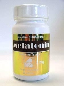 Melatonina, Bajo La Lengua, 5 Mg Por Tableta, 30 Tabletas /