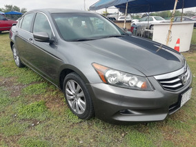 Honda Accord 3.5 Ex Coupe V6 Piel Abs Qc Cd At