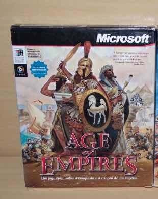 Age Of Empires 1 Original Jogo Pc Game