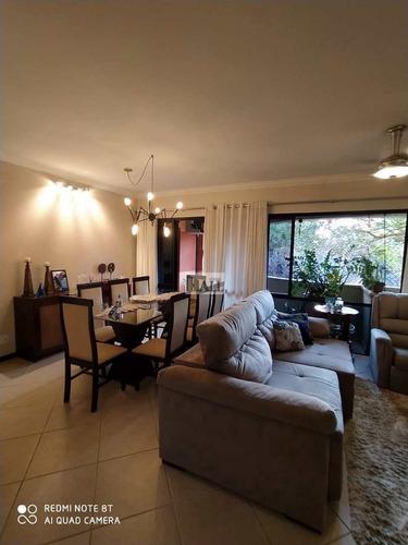 Apartamento À Venda No Jardim Vivendas Com 3 Quartos, 2 Vagas, - V8090