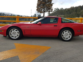 Chevrolet Corvette Coupe 1991