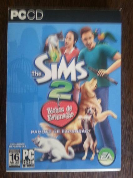 The Sims 2 Bichos De Estimação