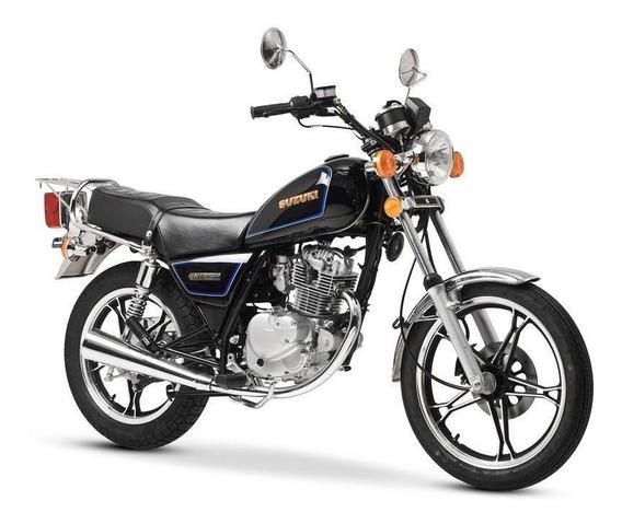 Suzuki Gn 125 0km 2020 Financiacion Hasta 18 Cuotas