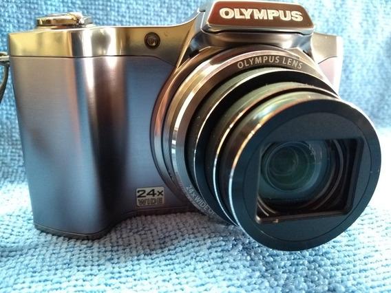 Câmera Olympus Sz-14 Completa E Frete Grátis