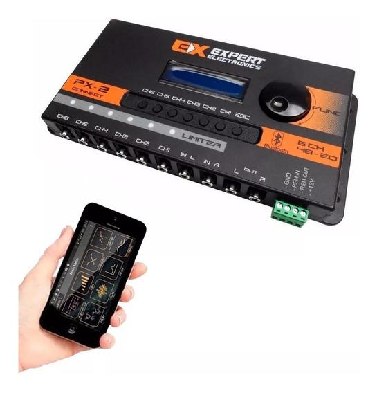 Processador Crossover Expert Px-2 Connect Bluetooth Px 2 Eq