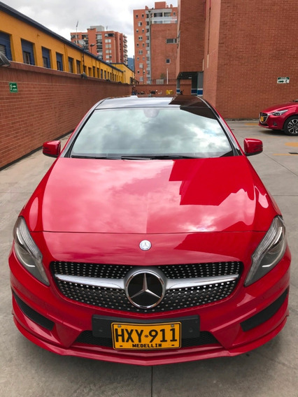 Mercedes A250 Sport Como Nuevo!
