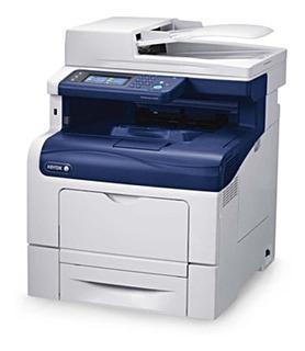 Impresora Multifuncional Laser Color Xerox Wc 6505/n