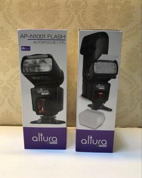 Altura Flash Speedlite Ttl Nikon