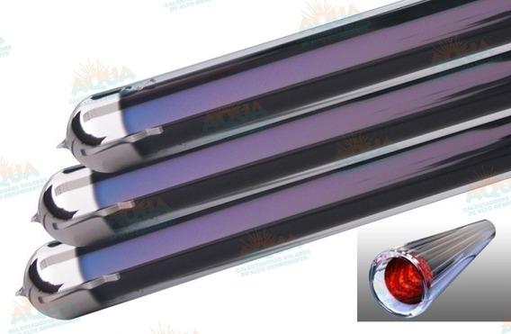 Tubo De Vidrio Al Vacío Calentador Solar 1800x58mm Repuesto