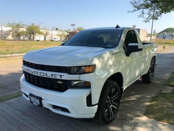 Chevrolet Silverado 2020 4.3 1500 Ls Cab Reg Mt