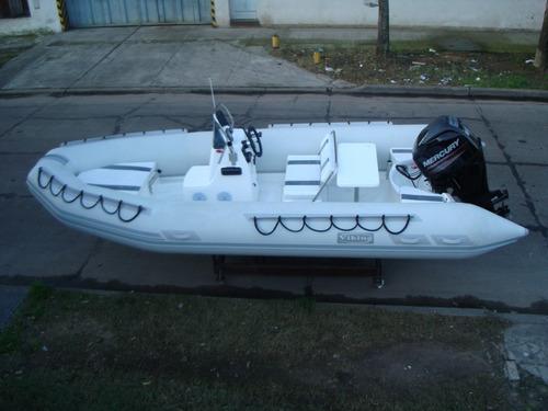 Viking 5,2 C/ Mercury 60 Hp  4t  Okm , Oferta Dolar Billete